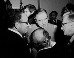 Fig. 8.3. Pinochet and Kissinger