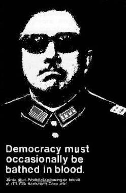 PinochetDemocracyBlood