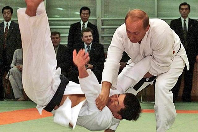 Vladimir-putin-judo