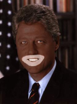 Clinton_blackface