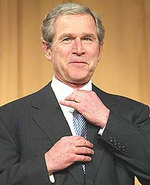 Bush_tie