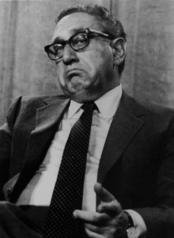 fig. 8.8. Henry Kissinger